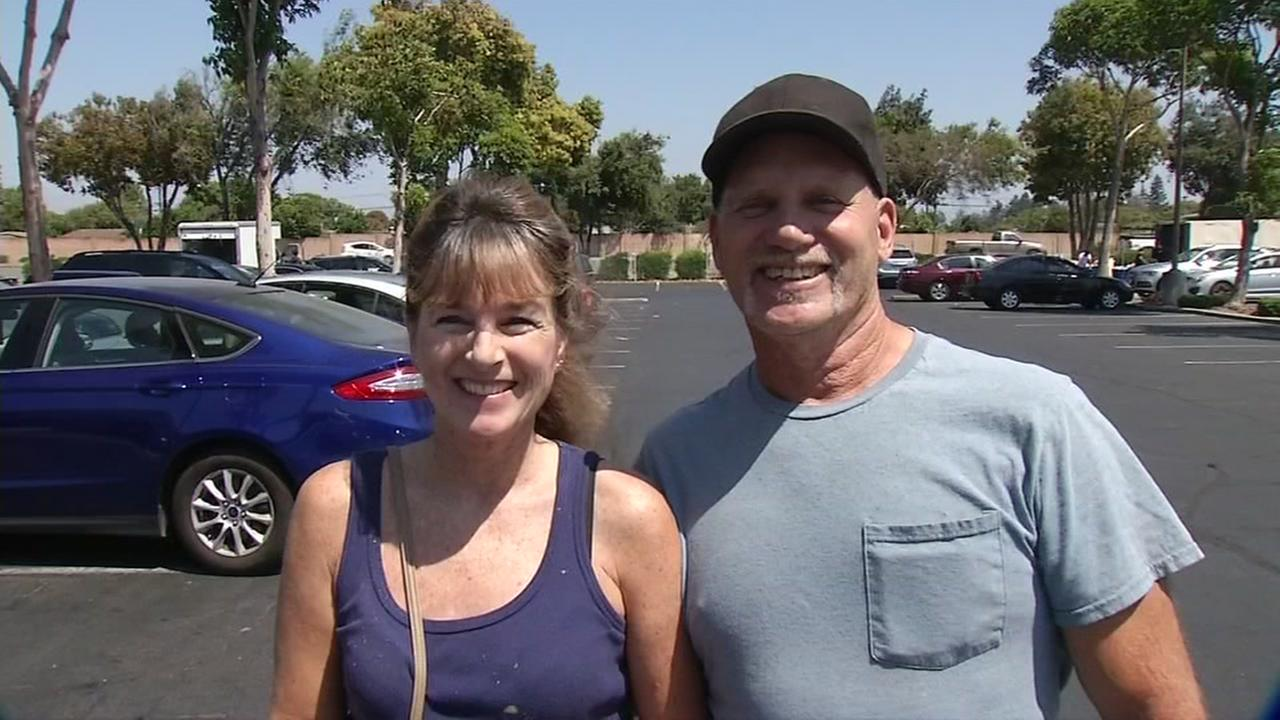 South Bay couple wins half a million dollars in Mega Millions