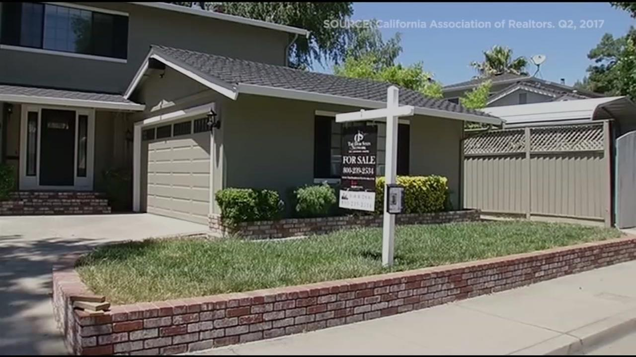 Income needed to buy Bay Area home more than doubles over 5 years