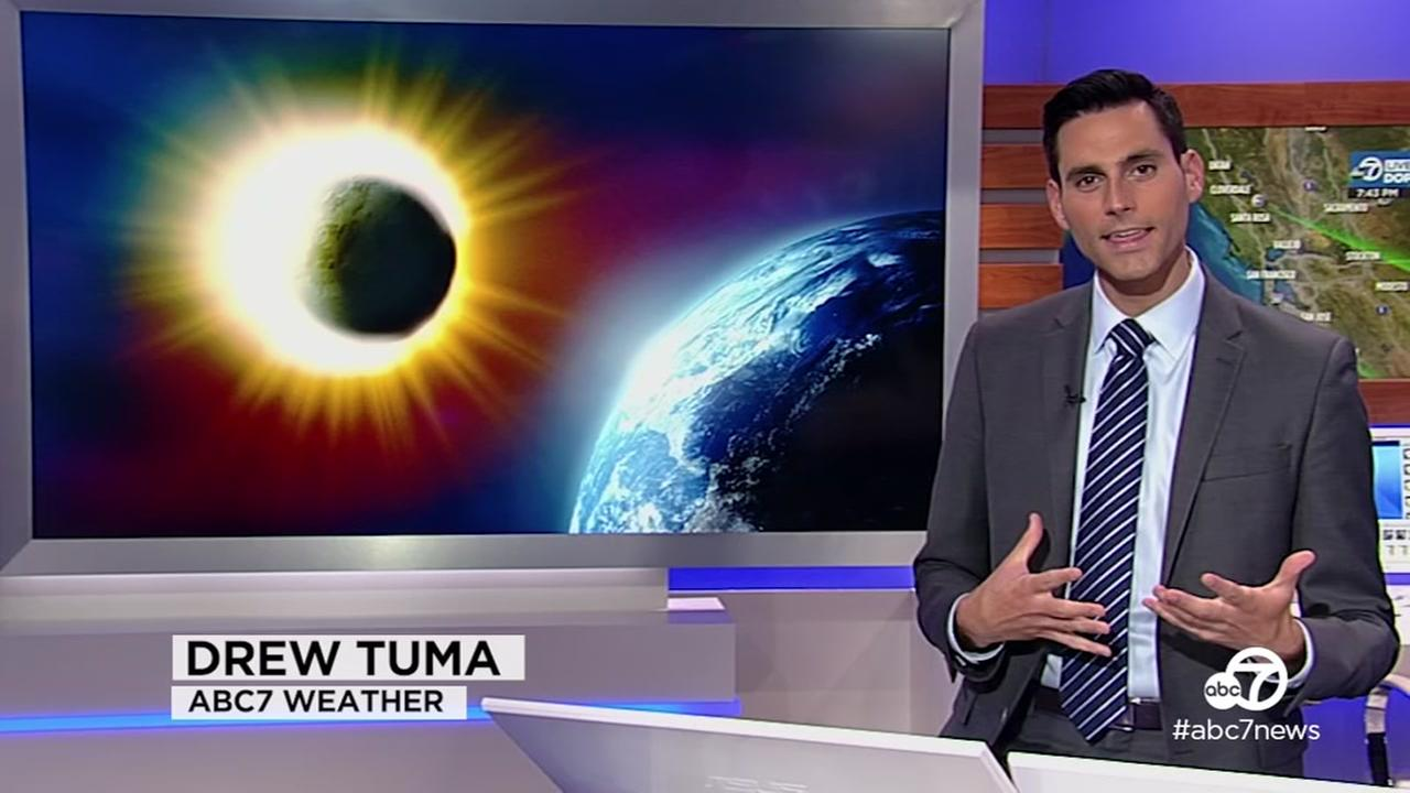 ASK THE EXPERT: Drew Tuma talks about coolest part of solar eclipse