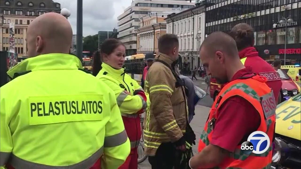 finland stabbing