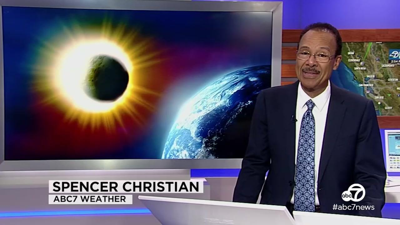 ASK THE EXPERT: ABC7 Weather team answers questions about Mondays eclipse