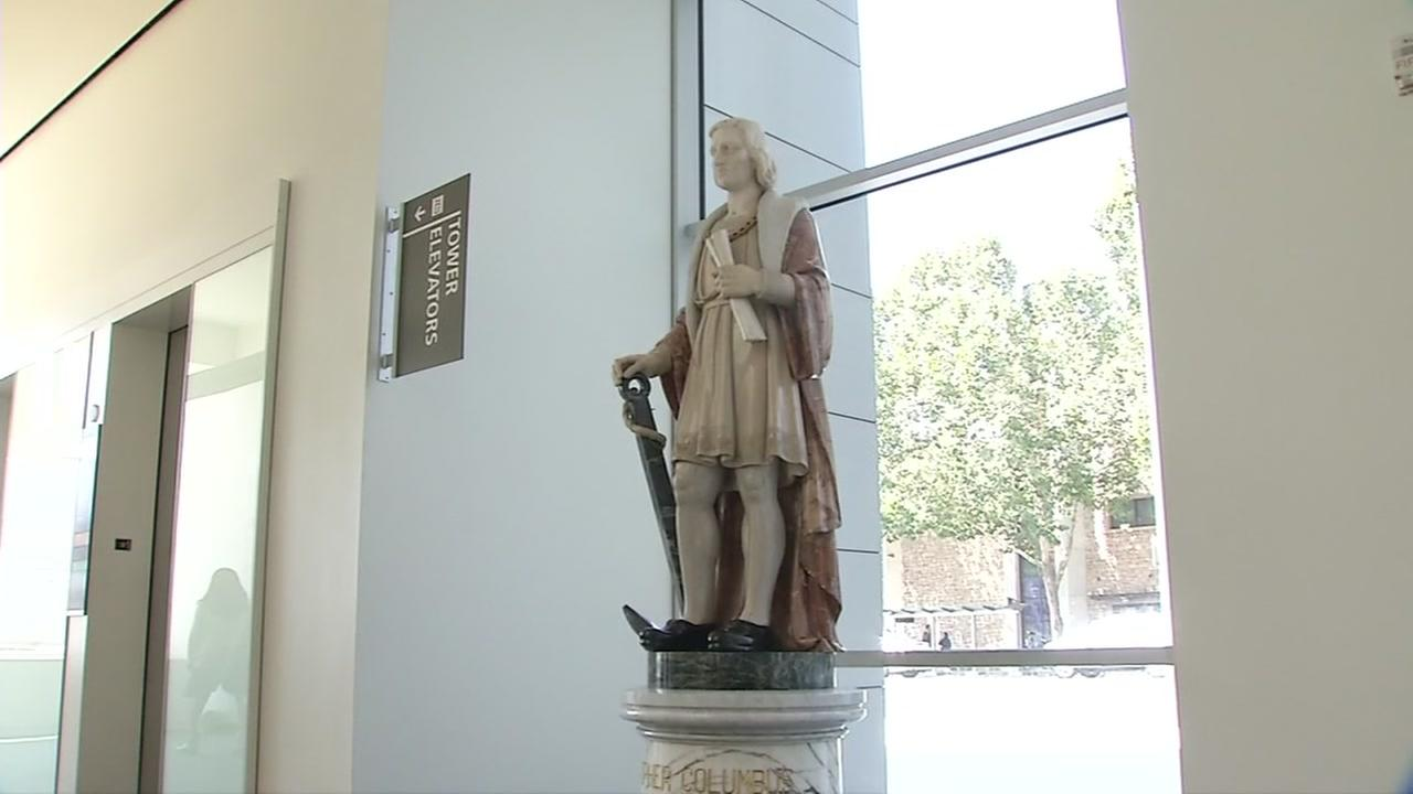 San Jose city councilman considers removing Christopher Columbus statue