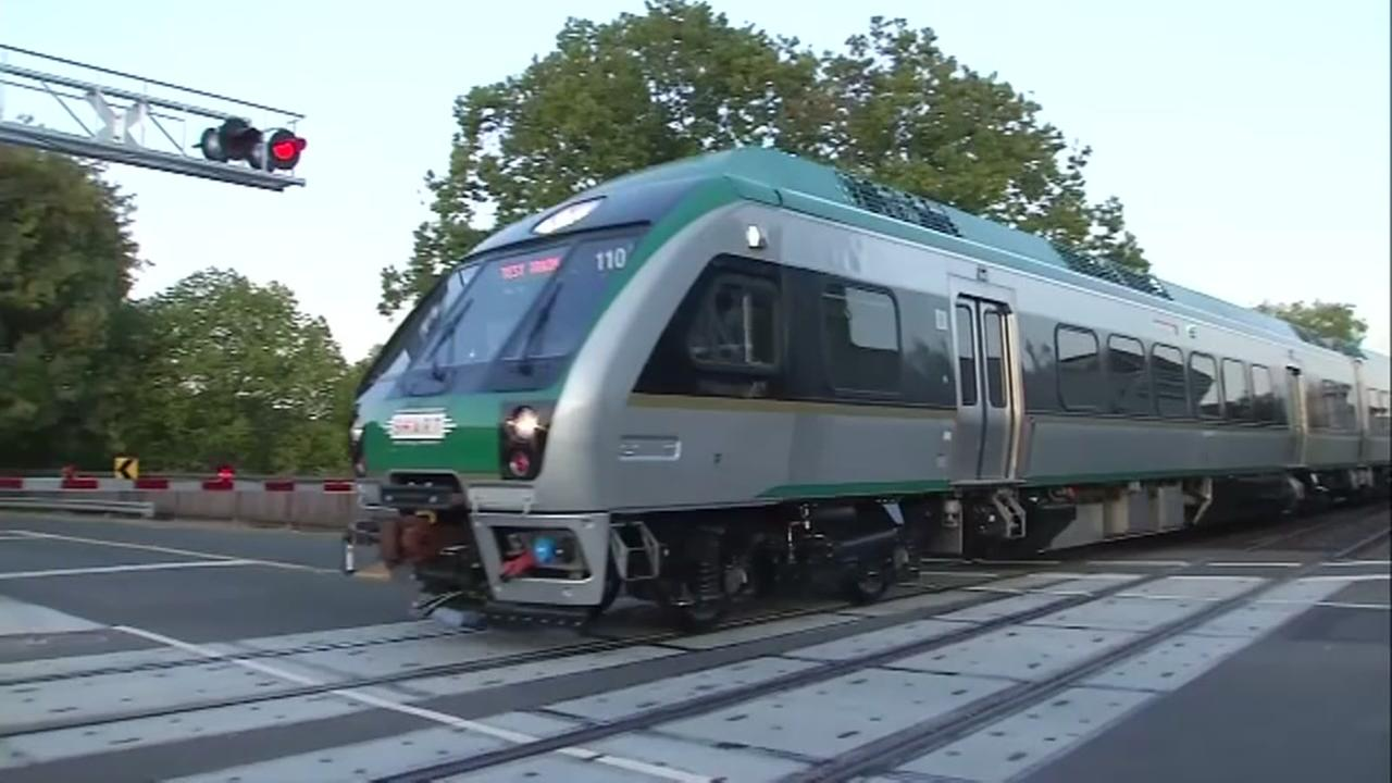 Smart train service begins Friday in the North Bay