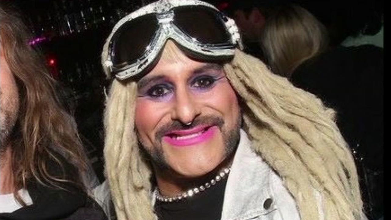 A San Francisco man known as Bubbles in the transgender community is seen in this undated image.