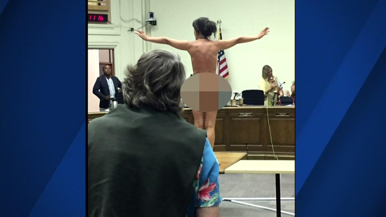 No decision made about Berkeley topless proposal during city council meeting
