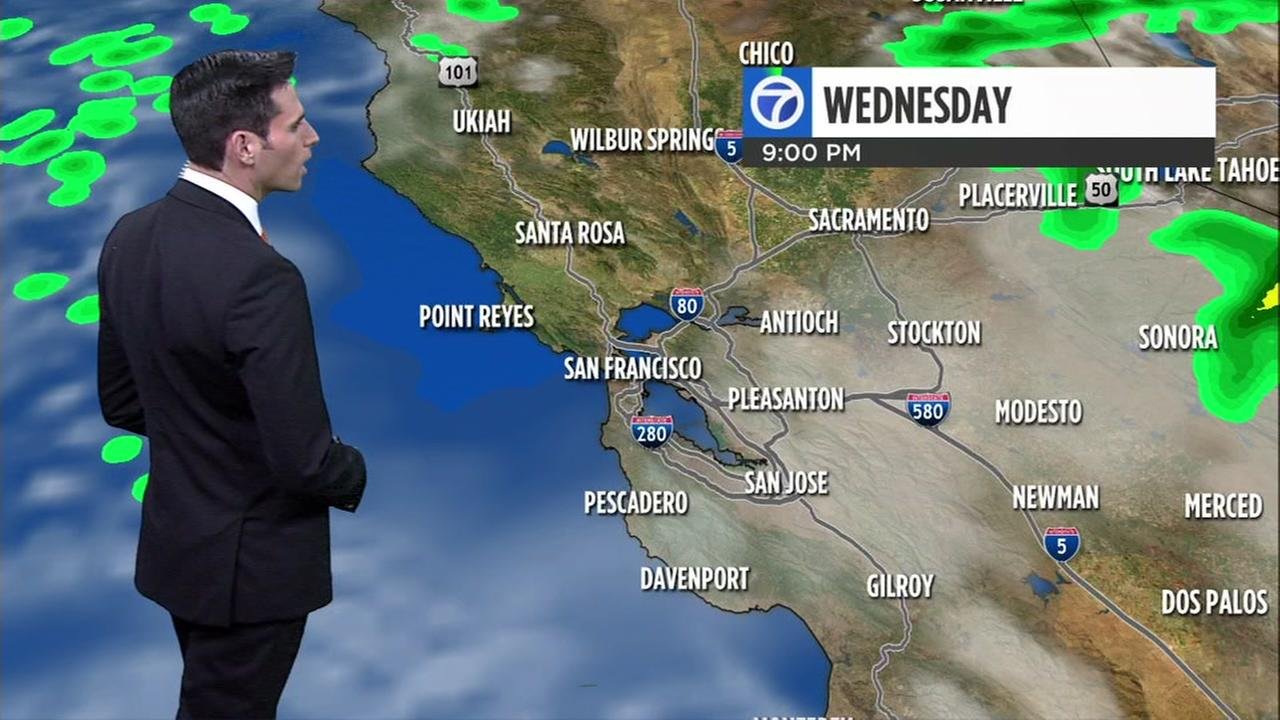 Meteorologist Drew Tuma has your Bay Area AccuWeather Forecast.