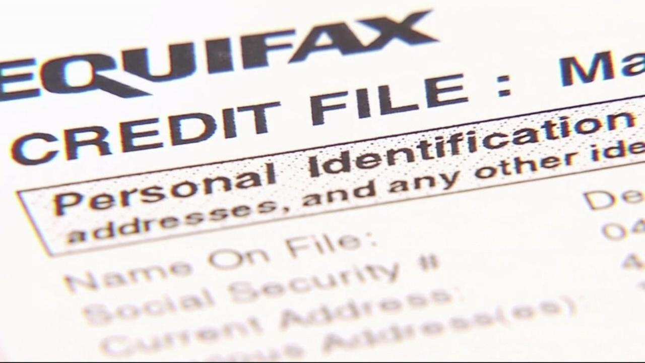 An Equifax document is seen in this undated image.