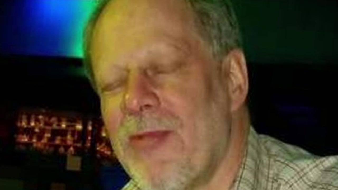 Stephen Paddock is seen in this undated image.