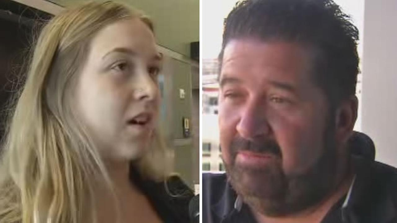 Survivors of the mass shooting in Las Vegas shared their stories with ABC7 News.