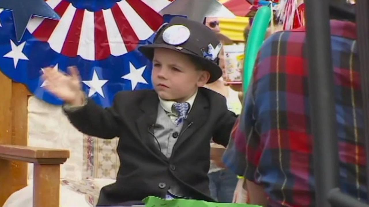 5-year-old Bobby Tufts, known as Americas youngest mayor, lost his re-election bid to a teenager.