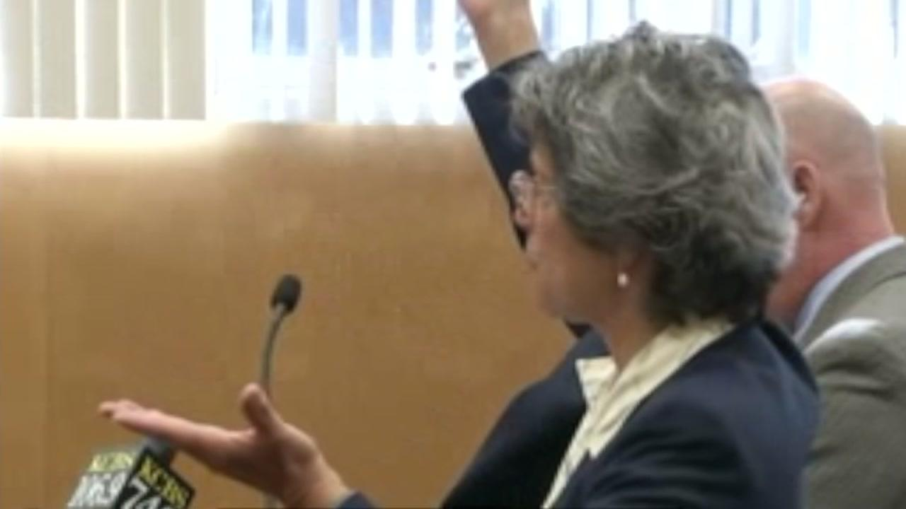 Sonoma County District Attorney Jill Ravitch is seen in this undated image.