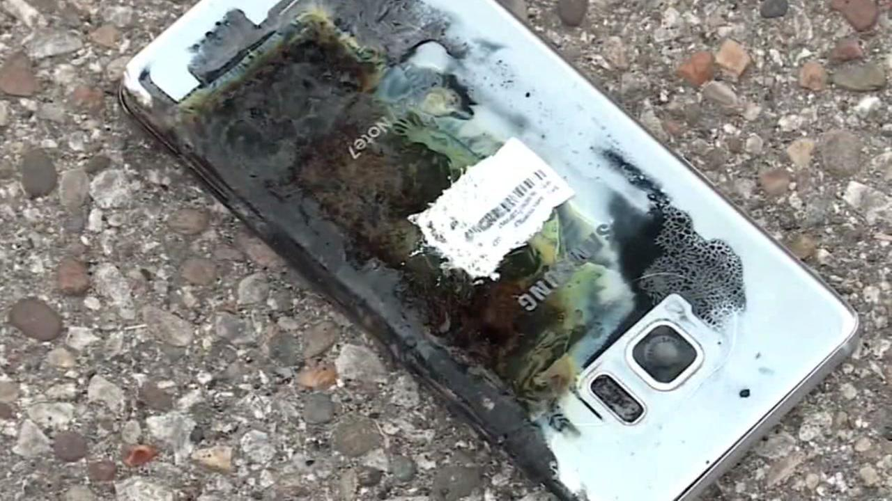 This is an undated image of a blown-up phone.