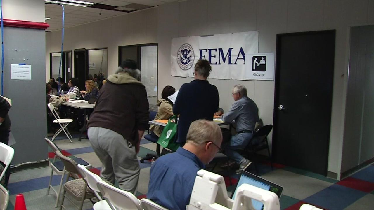 This is an undated image of a FEMA facility.