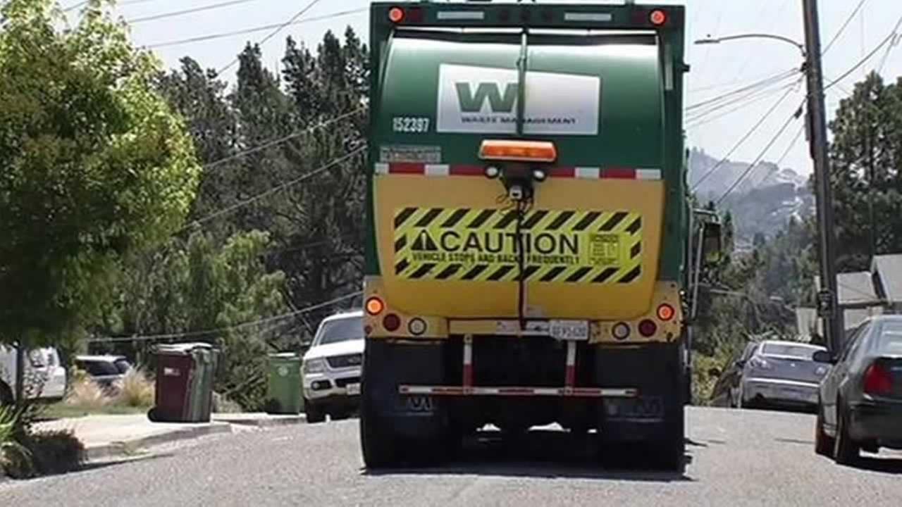 Waste Management in Oakland