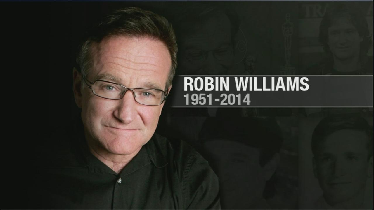 Beyond the Headlines Robin Williams and Depression