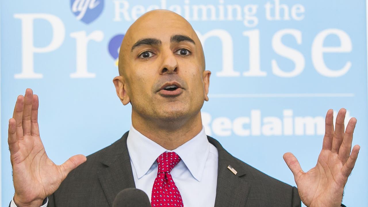 Republican gubernatorial candidate Neel Kashkar