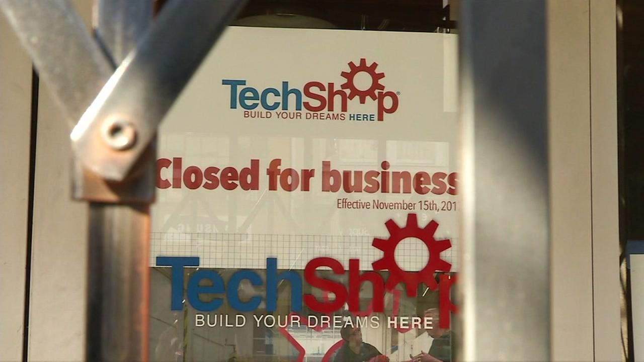 This is an image of TechShop on Wednesday, December 6, 2017.