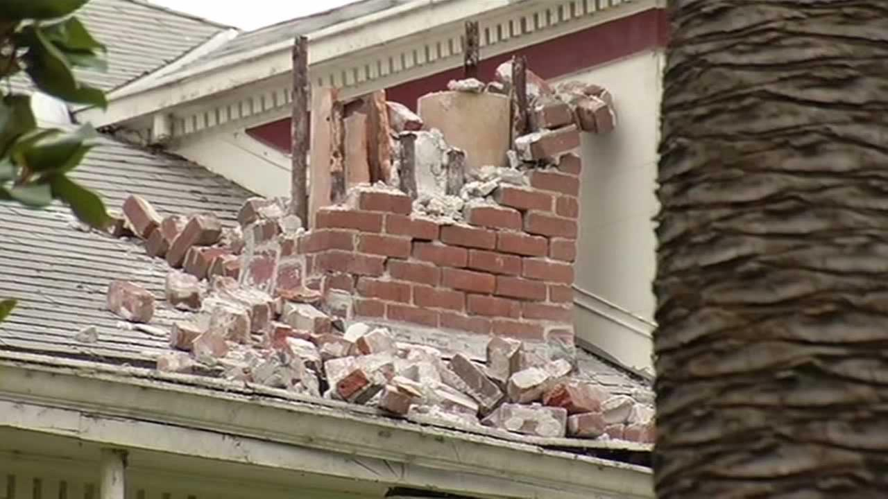 41 structures in Vallejo have suffered damage in the 6.0 Napa earthquake that hit Sunday.