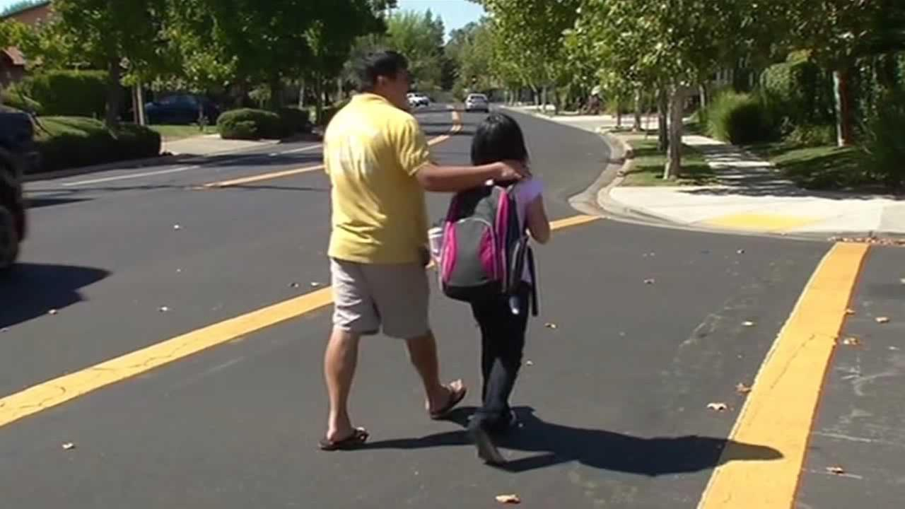 Parents in Concord are upset that city budget cuts have eliminated crossing guards at some of the citys busiest intersections just in time for the start of the new school year.