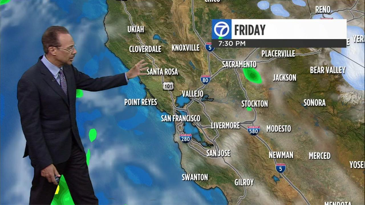 Watch your ABC7 AccuWeather forecast for Friday evening