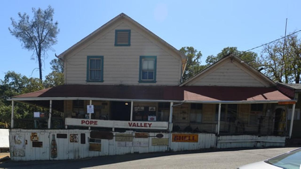 Pope Valley General Store