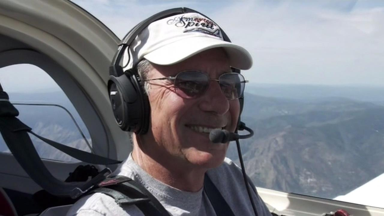 pilot Lee Behel