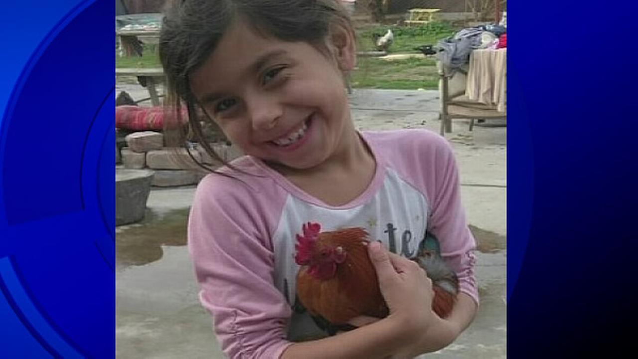 Missing 8-year-old Hanford girl found safe, mom taken into custody