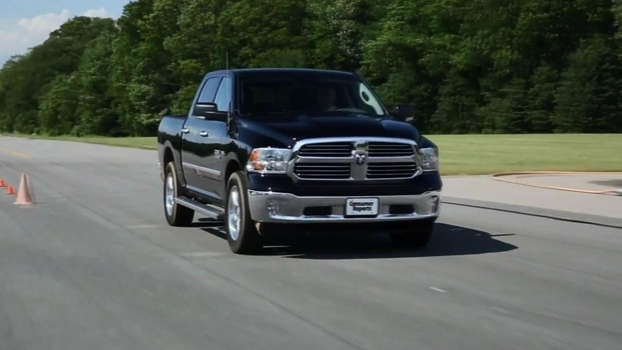Consumer Reports has partnered exclusively with 7 On Your Side to test drive a truck that promises big fuel savings.