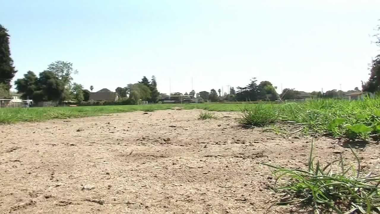 Californias drought is having a major impact on Santa Cruz High Schools football team. Theyve been told they may not be able to play any games at home all season.