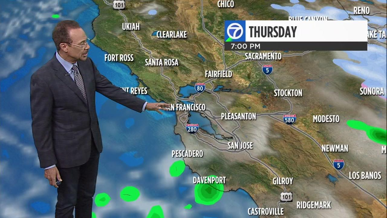 Watch your AccuWeather forecast for Thursday evening