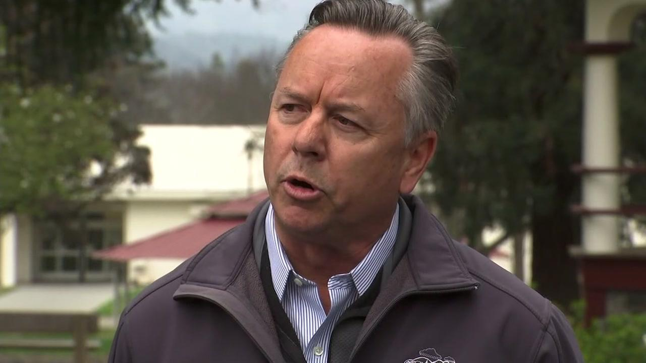 VIDEO: Yountville mayor update on veterans home tragedy