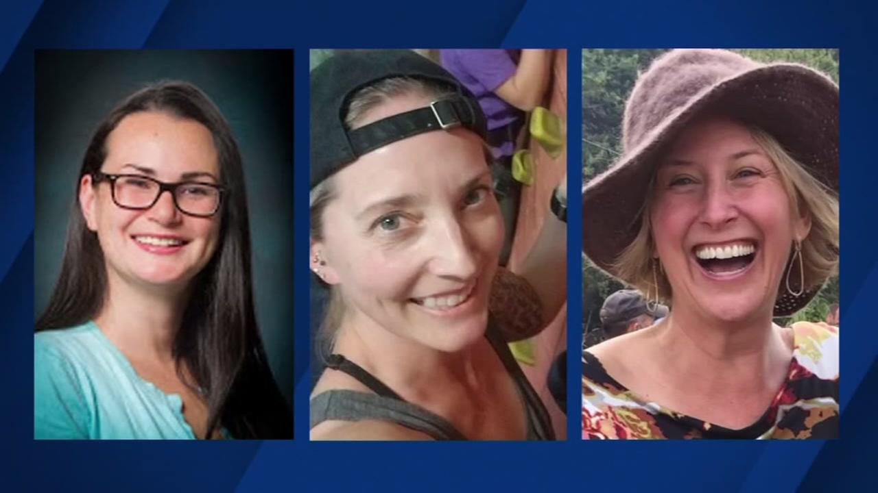 These are the three victims of the Yountville veterans home shooting.