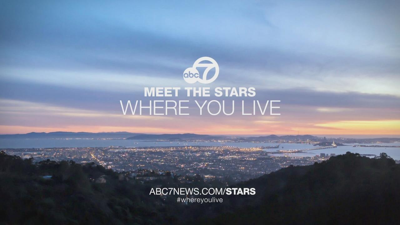 Meet the stars where you live