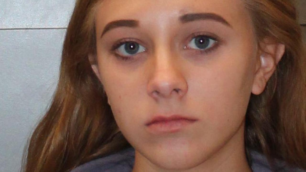 This booking photo provided by Richland County, S.C. Public Information Office shows Morgan Roof. Roof, 18, was arrested Wednesday, March 14, 2018. (AP Photo)