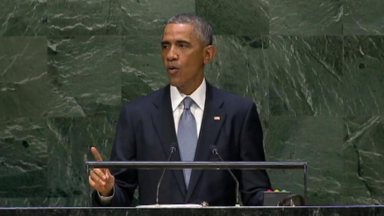 President Obama presided over the U.N. Security Council resolution Wednesday aimed at stopping terrorism recruitment.
