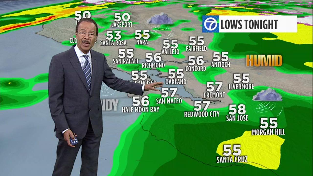 Watch your AccuWeather forecast for Wednesday evening