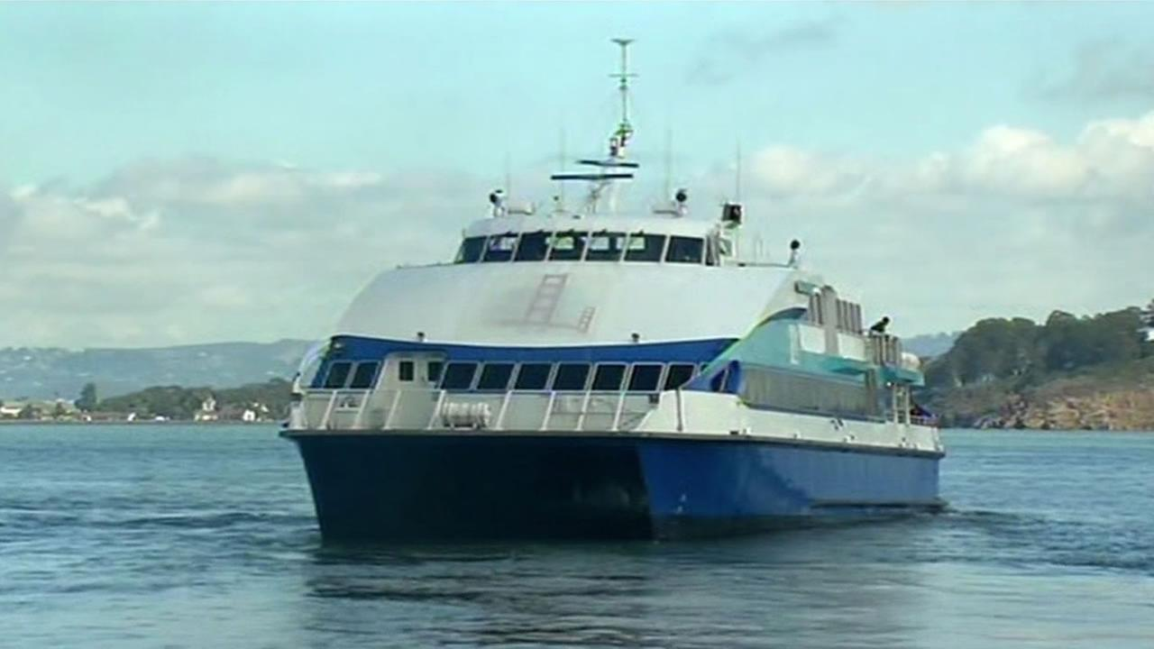 People in Marin County will have a tough time getting to work on Friday. A one-day strike affecting ferry boats will have an impact on the morning and evening commutes.