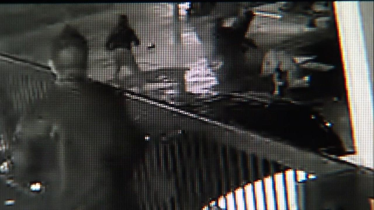 Surveillance video of a beating and eventual homicide of Cindy Le, an Alameda, Calif. restaurant owner appears on Friday, April 6, 2018.