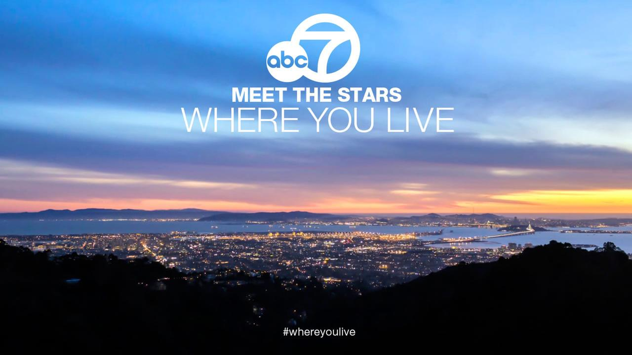 where you live ABC7 Stars