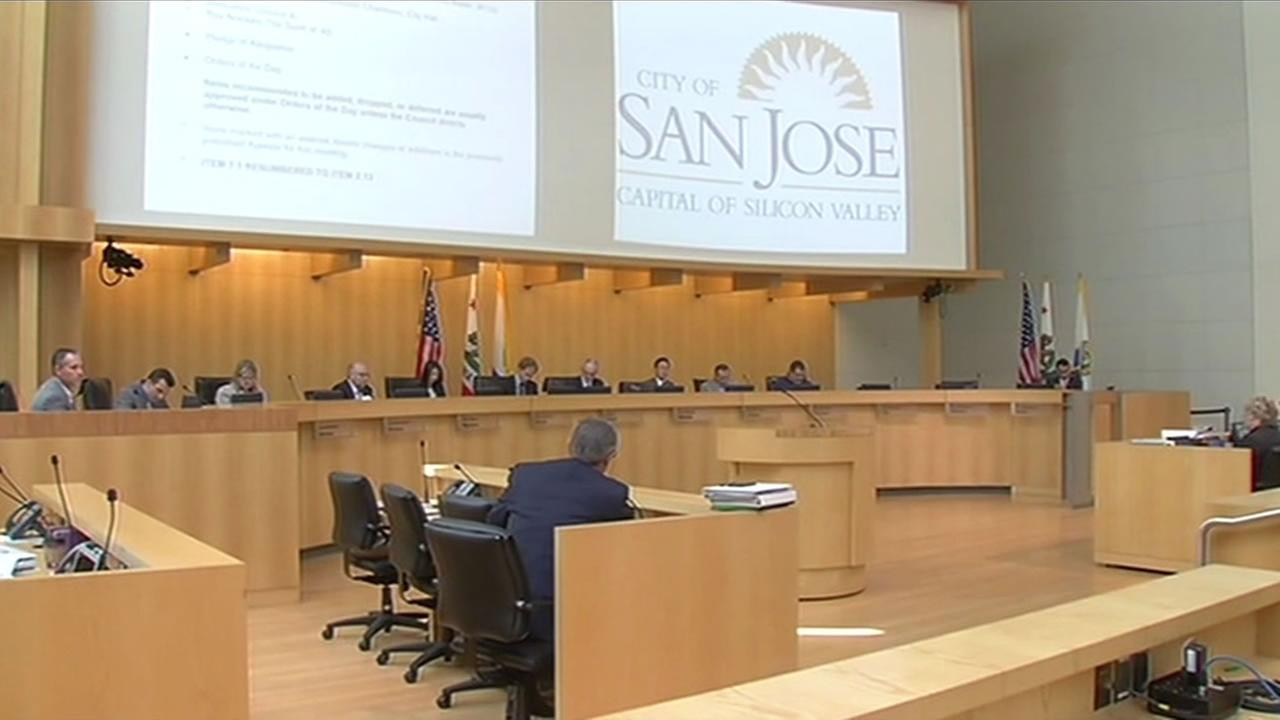The San Jose City Council has just defeated a move to give some of the budget surplus to residents so that they can buy home security systems.
