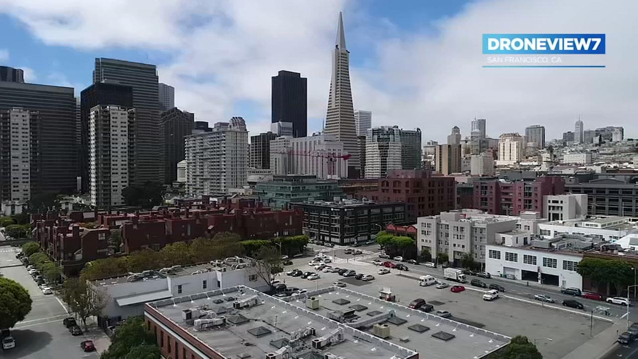 OVER IT: San Franciscos world-class skyline