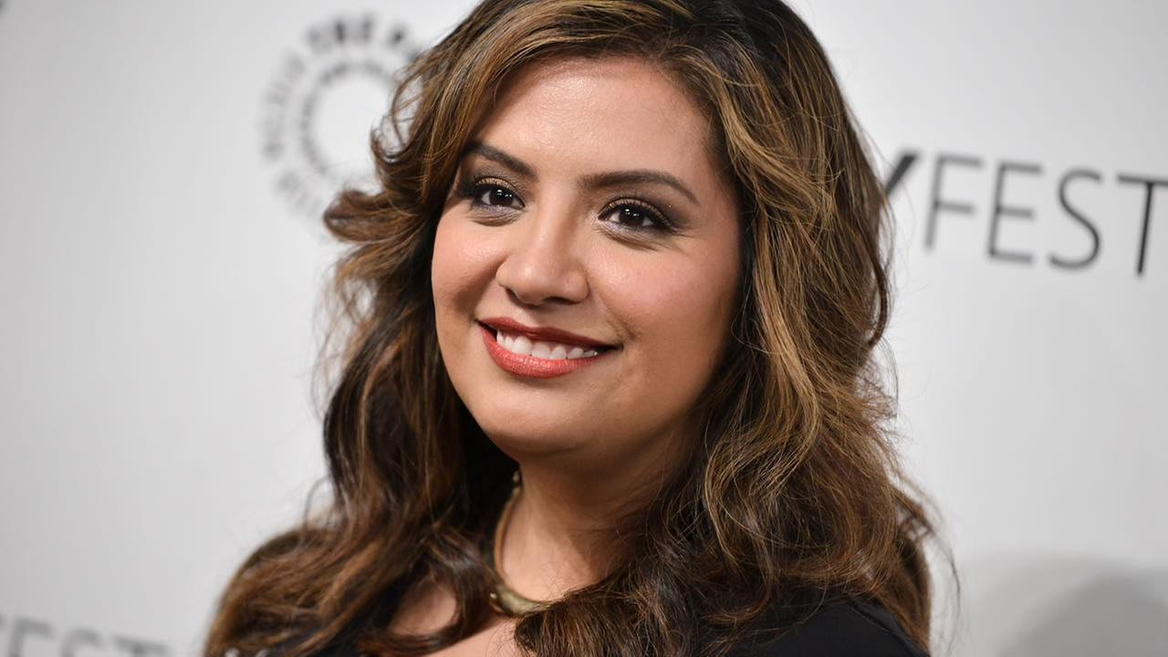 File photo, actress-comedian Cristela Alonzo arrives at the 2014 PALEYFEST Fall TV Previews - ABC in Beverly Hills, Calif. (Photo by Richard Shotwell/Invision/AP, File)