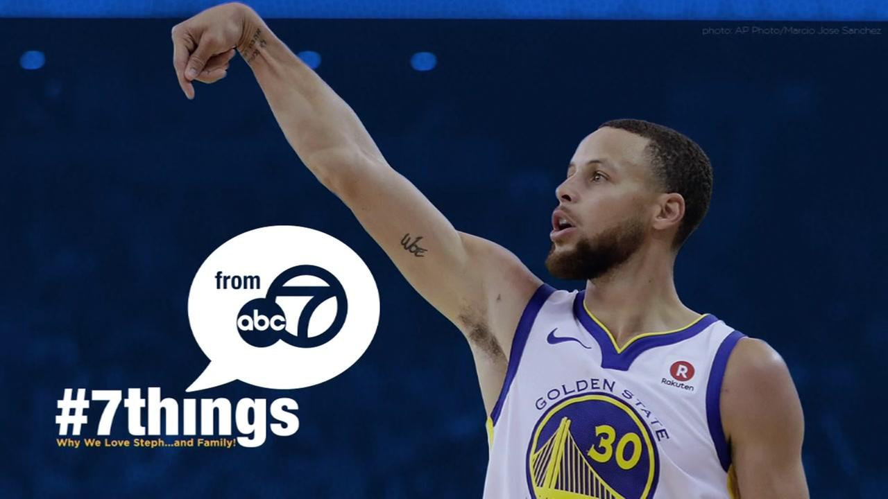 VIDEO: Why we love Stephen Curry