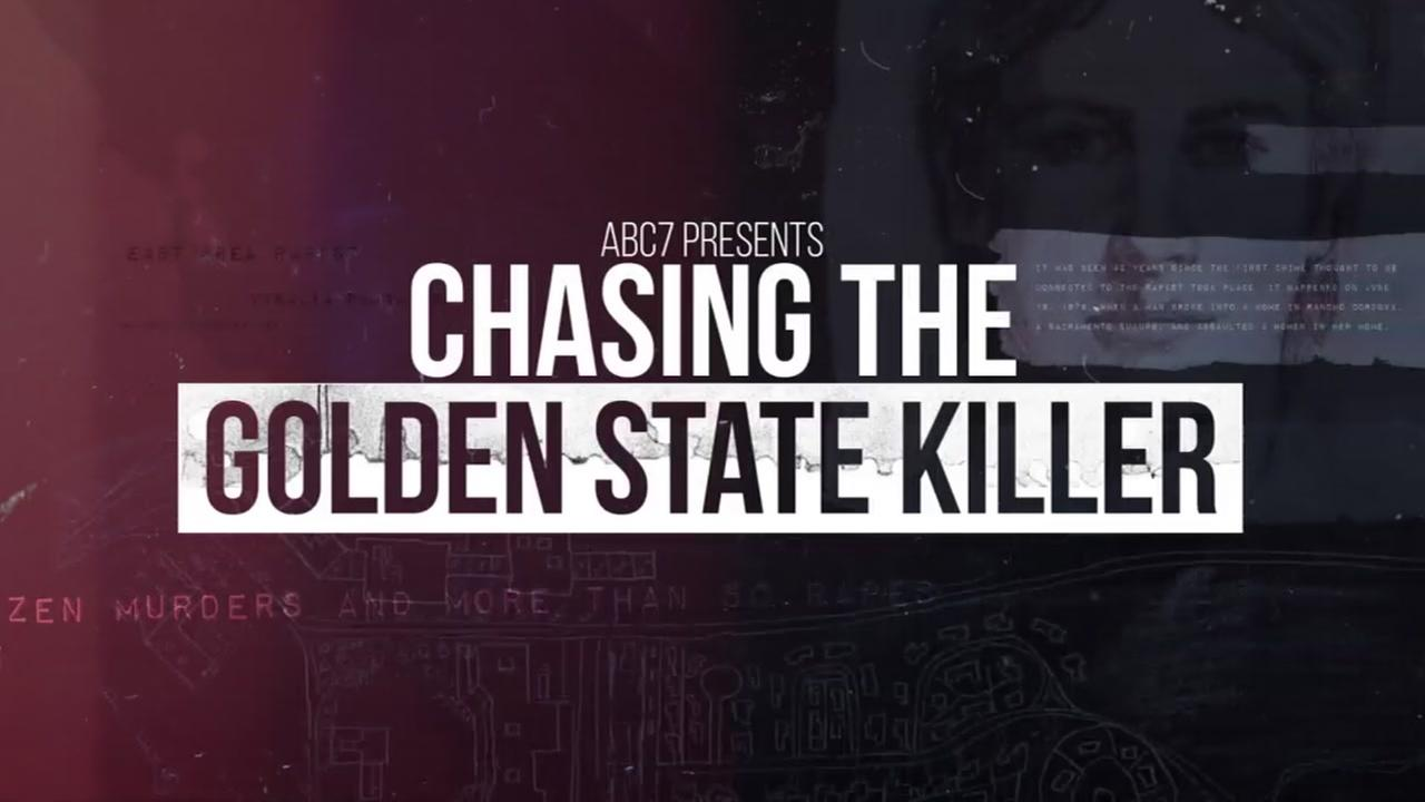 Chasing the Golden State Killer