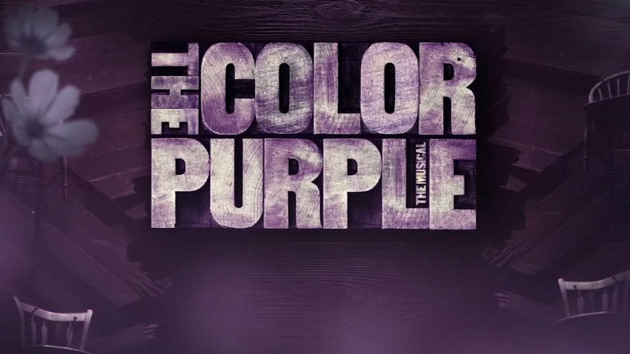 The Color Purple is playing through May 27th at the SHN Orpheum Theatre.