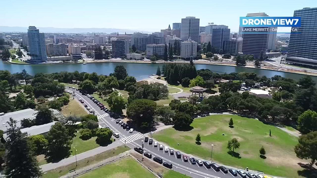 OVER IT: Beautiful views at Oaklands Lake Merritt