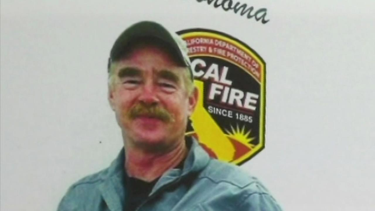 A public memorial was held in San Jose for CAL FIRE pilot Geoffrey Craig Hunt who died fighting a fire near Yosemite.