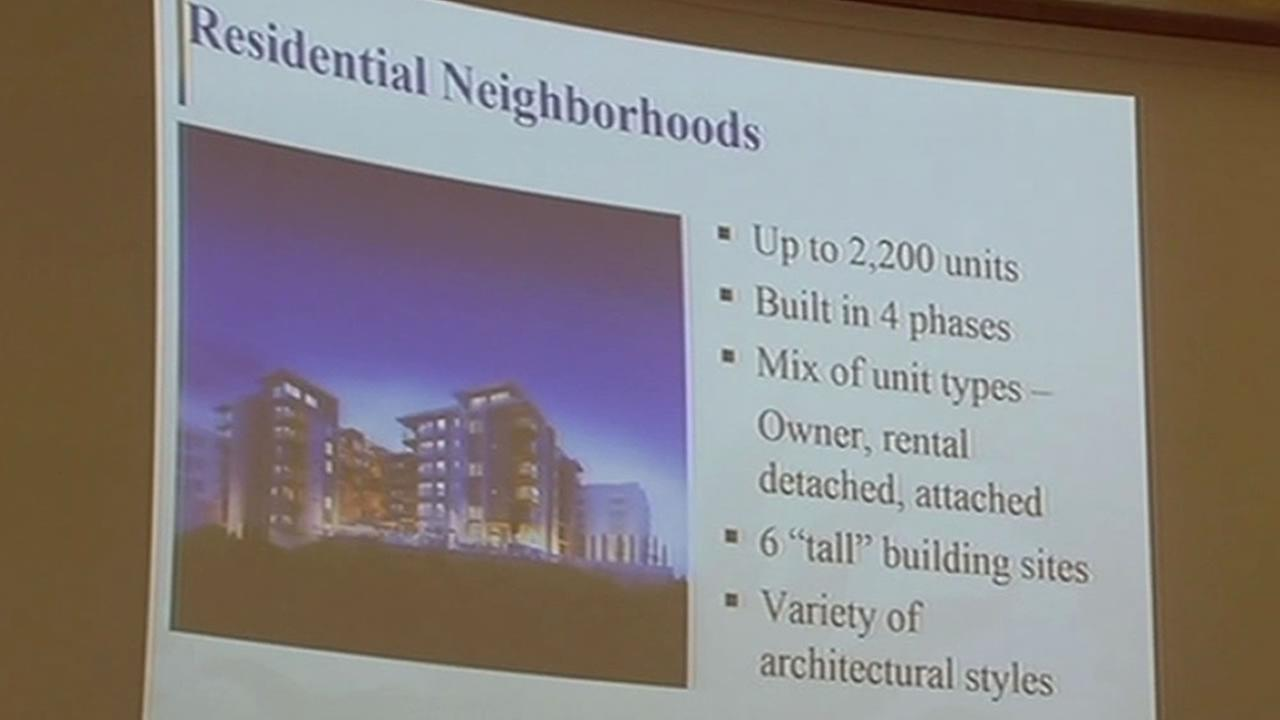 residential development plans for San Jose, Calif.