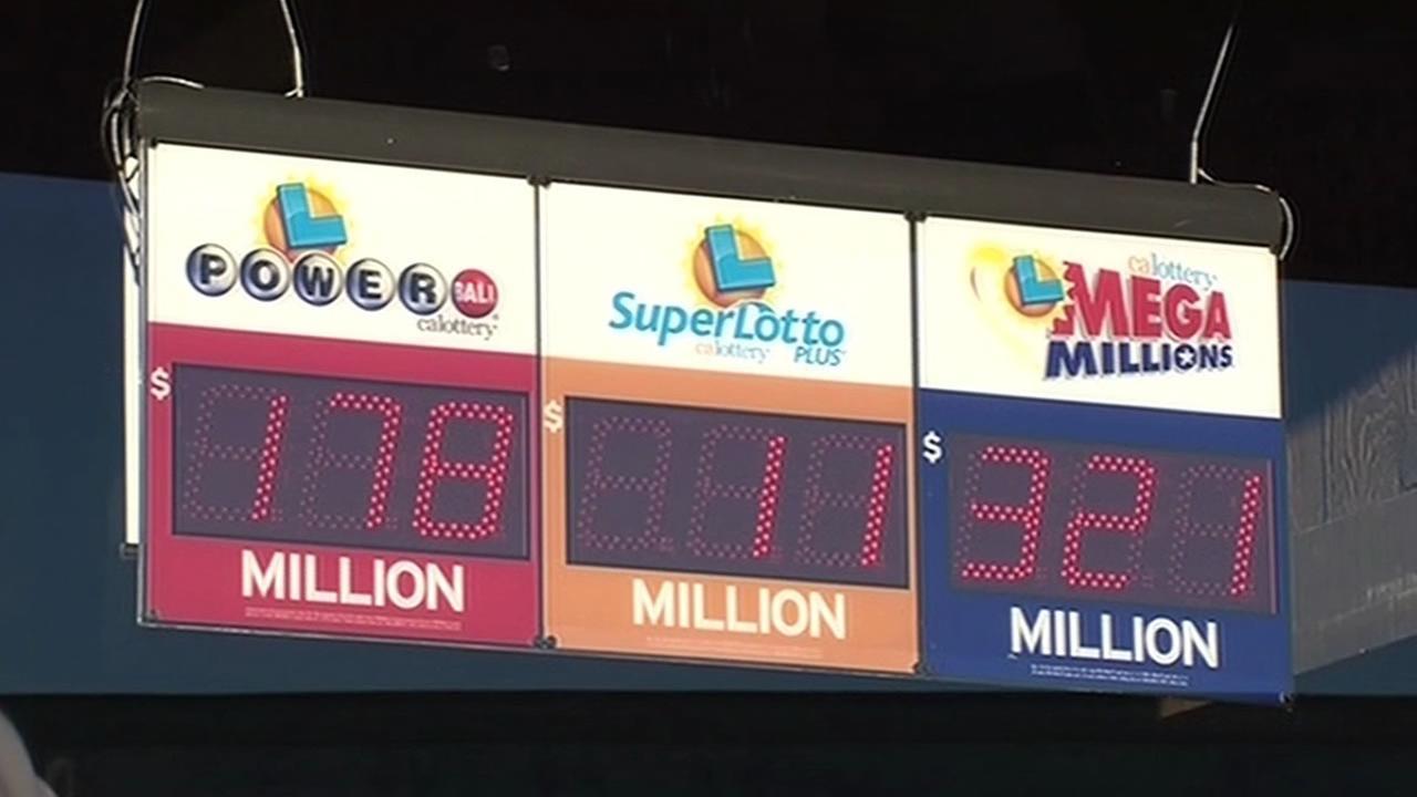 lottery amounts