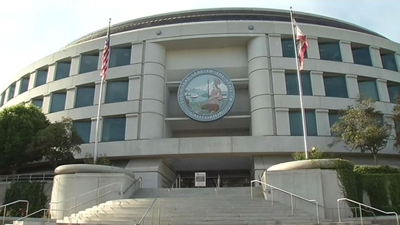 CPUC Office in San Francisco